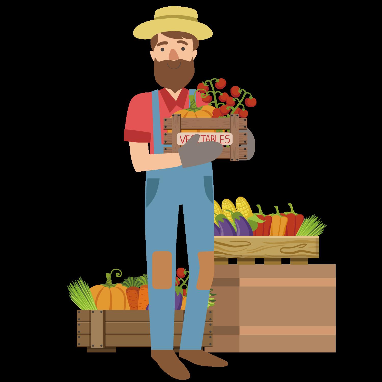 Farmers clipart vegetable farm. Farmer photography royalty free