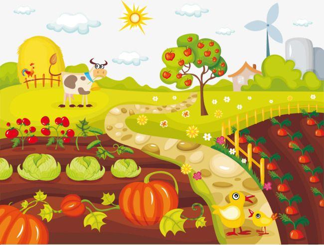 garden. Farmers clipart vegetable farm