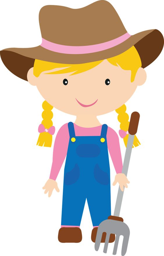 Free farm cliparts download. Farmers clipart woman farmer