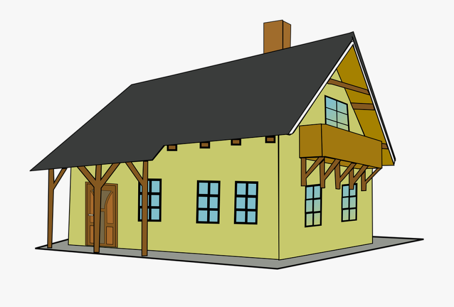 Farmhouse clipart colonial house. Cliparts old transparent
