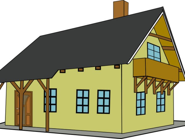 Council cliparts free download. Farmhouse clipart colonial house