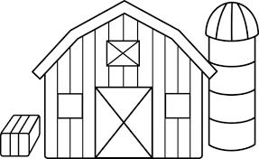 Farmhouse clipart coloring. Image google search paintedrock