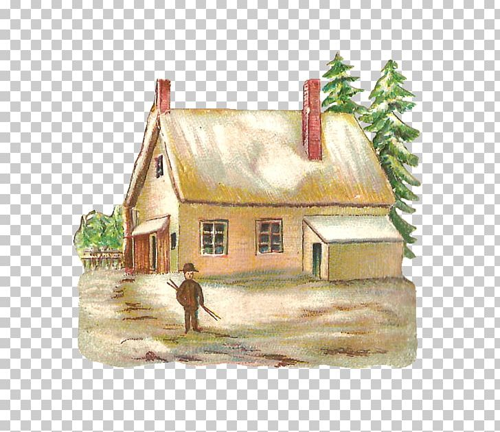 Farmhouse clipart country house. English png computer icons