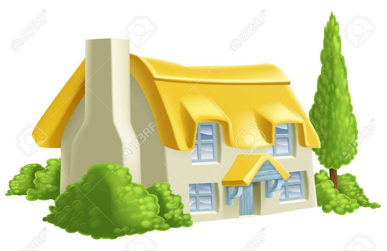 Farmhouse clipart cute. Collection of free download