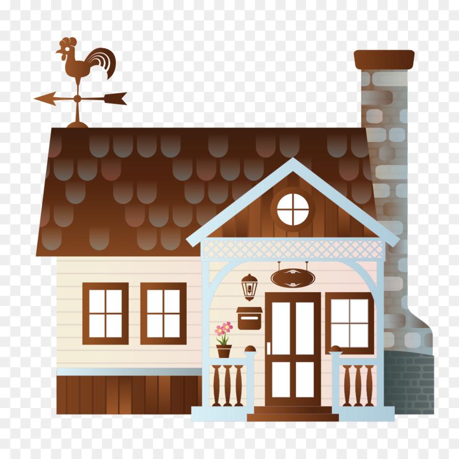 Farmhouse clipart farm house. Cartoon home transparent clip