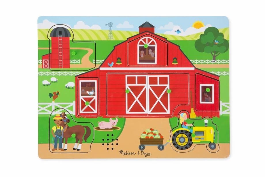 Farmhouse clipart farm shed. Barn melissa and doug