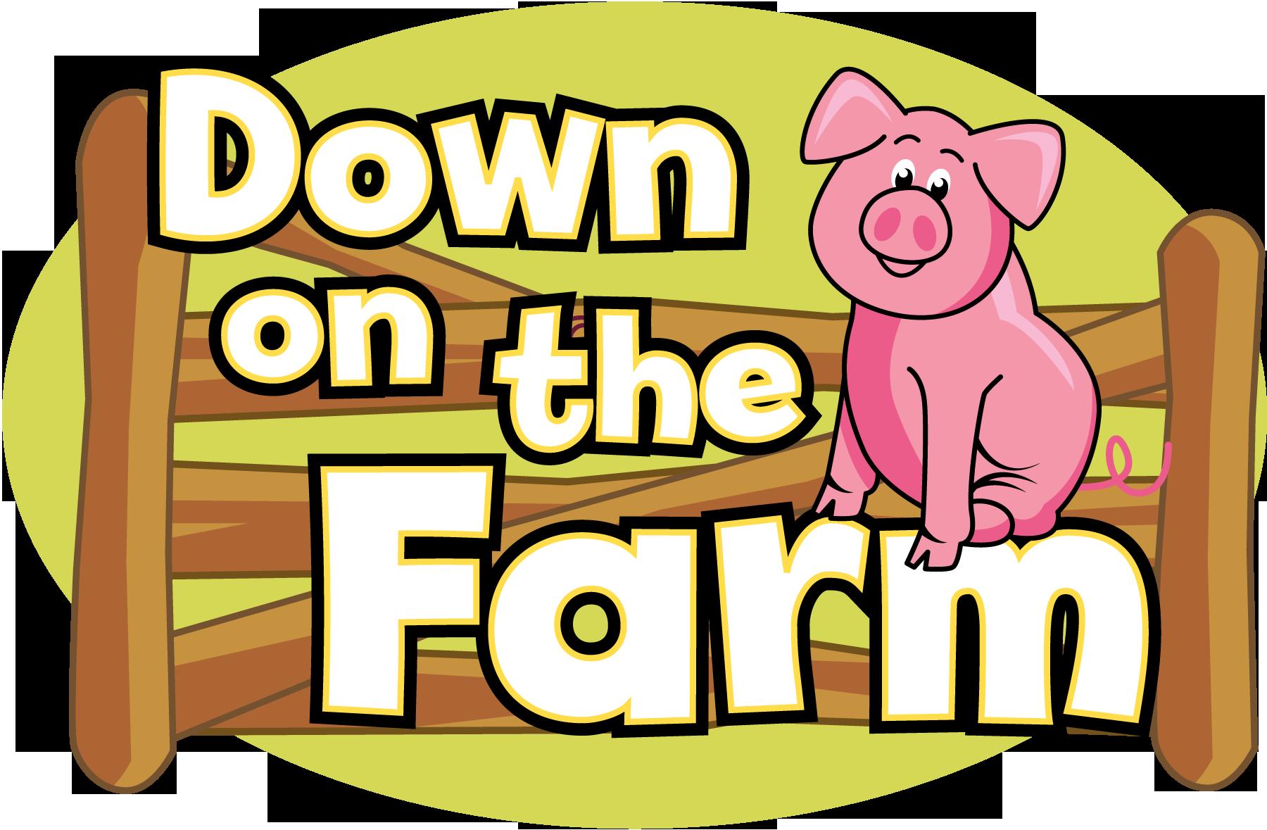 Farmhouse clipart field trip. Livestock clip art farm