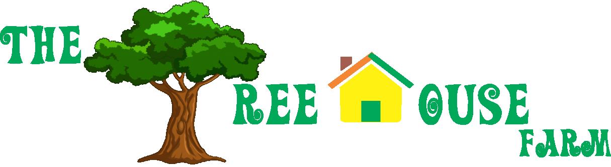 The tree house . Farmhouse clipart green farm