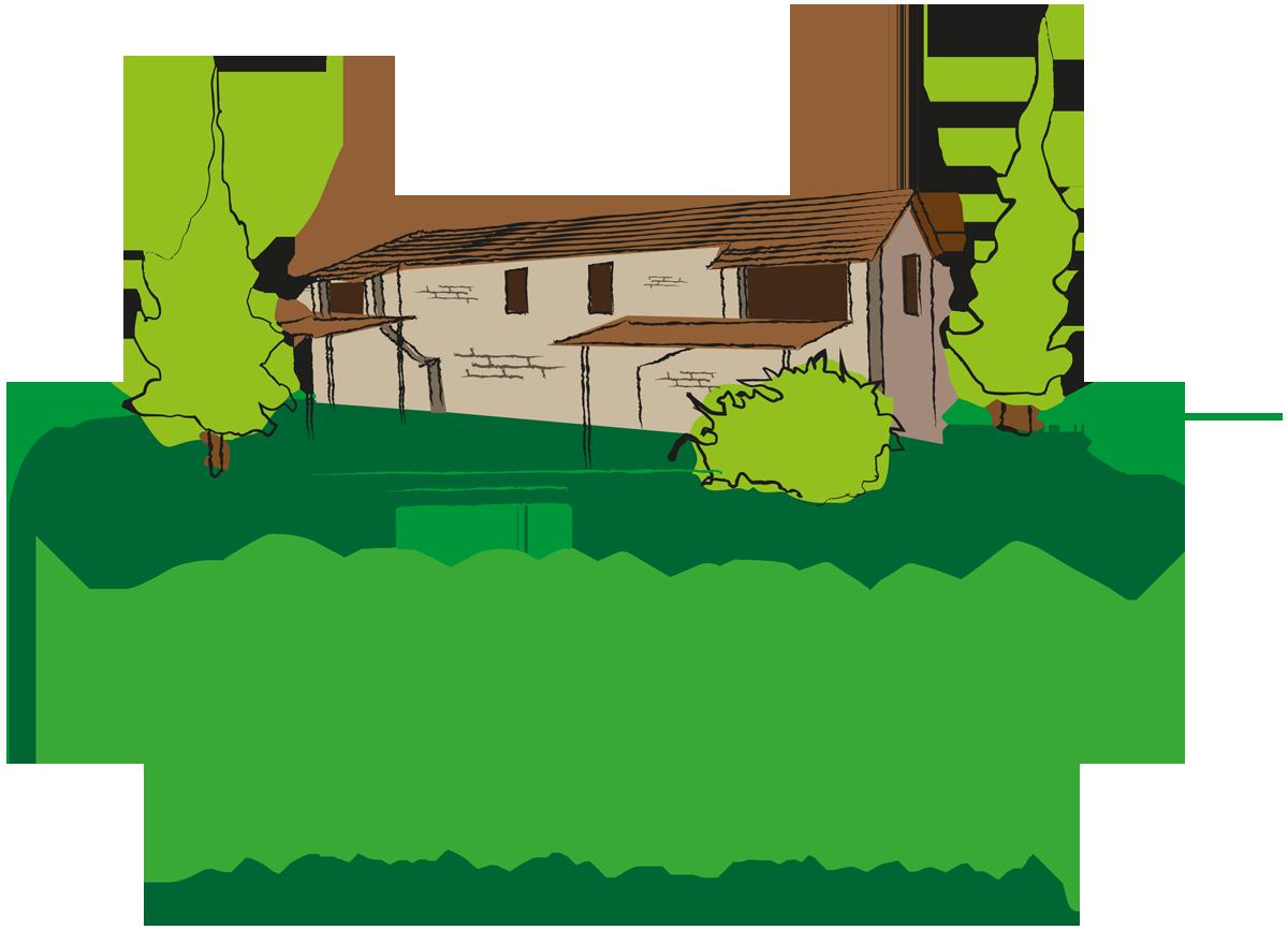 Agriturismo toscana casole d. Farmhouse clipart green farm