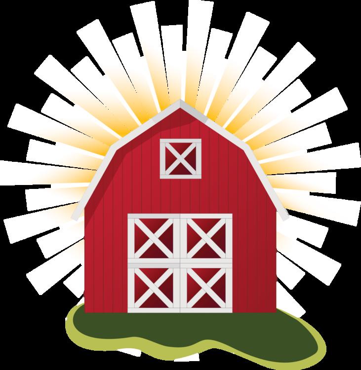 Farmhouse clipart hay. Download barn cattle farm