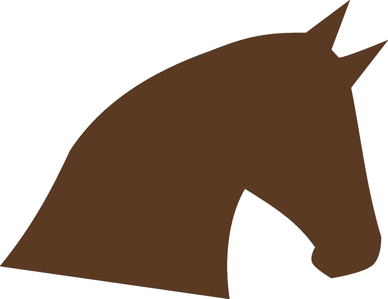 Farmhouse clipart horse. Head silhouette animal transparent