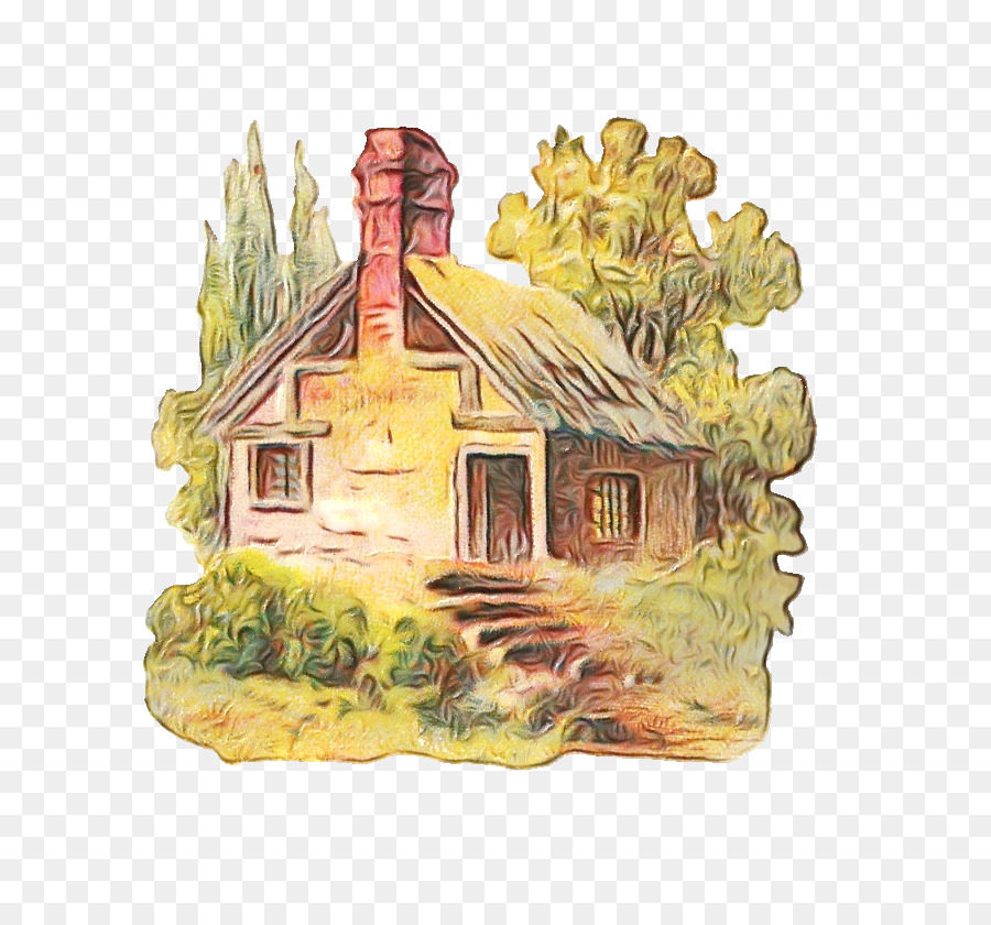 Building background . Farmhouse clipart nice house