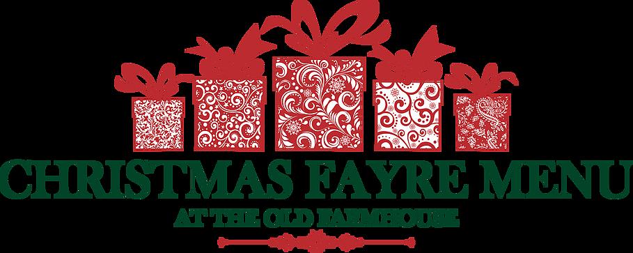 Oldfarmhouse christmas menu . Farmhouse clipart old farmhouse