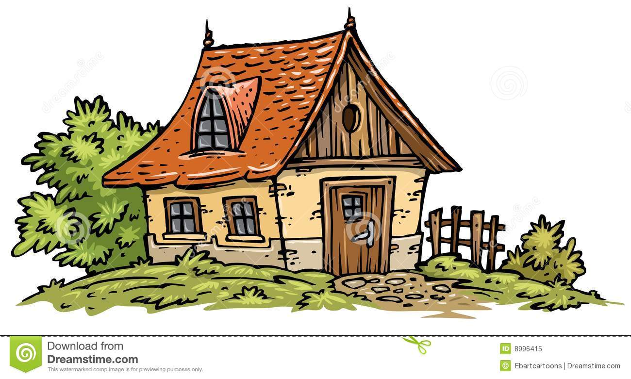 Farmhouse clipart old fashioned house. Free cliparts download images