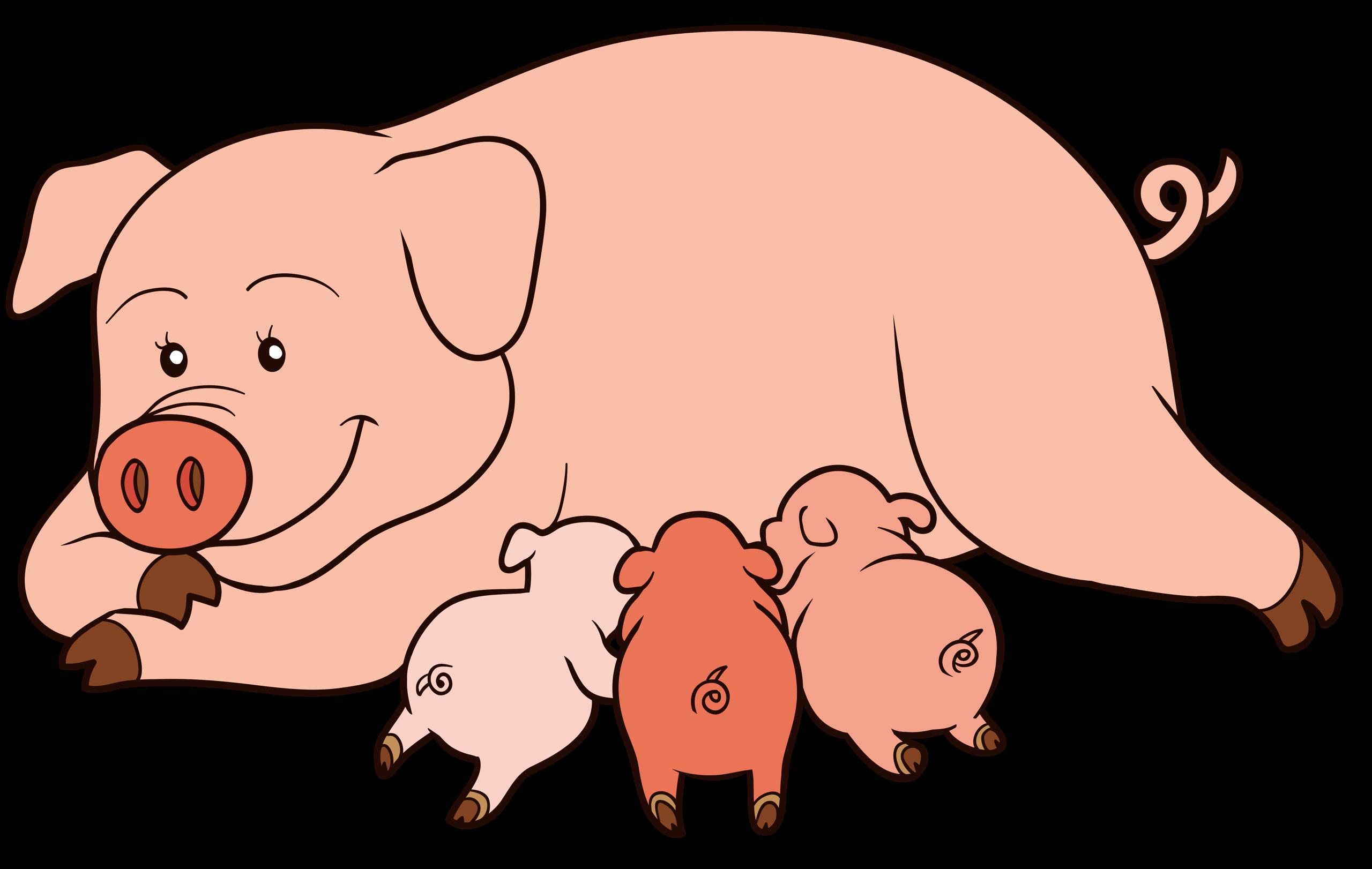 pinterest clip art. Farmhouse clipart pig farm