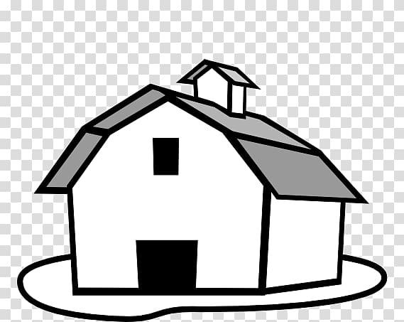 Farmhouse clipart ranch house. Barn template transparent background