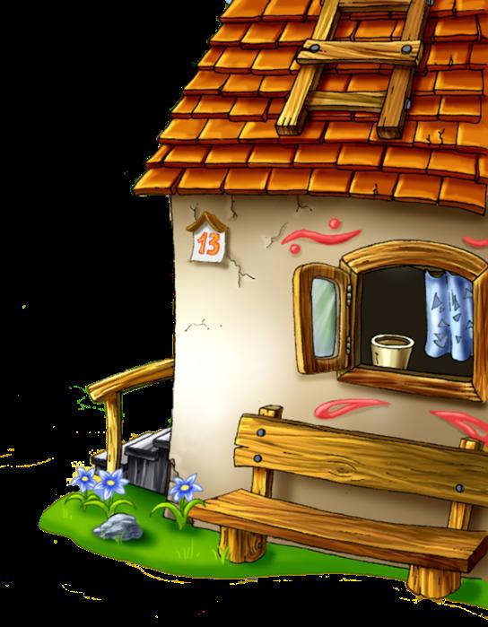 Farmhouse clipart ranch house. Houses views album vector