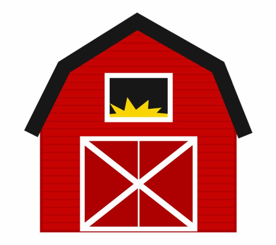 Farmhouse clipart ranch house. Barn farm png transparent
