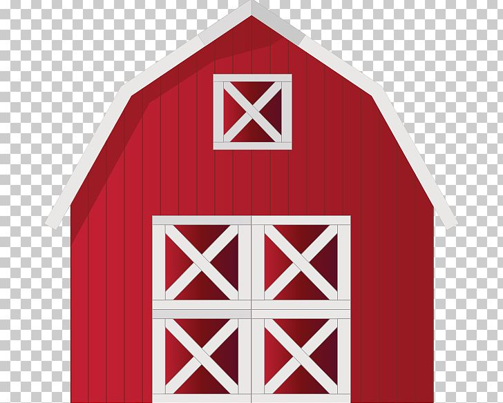Barn png angle art. Farmhouse clipart red farmhouse