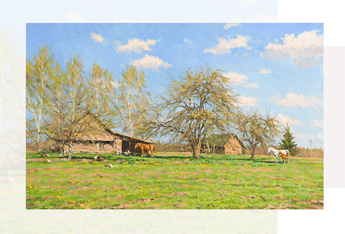 Farmhouse clipart rural area. Discover your art style