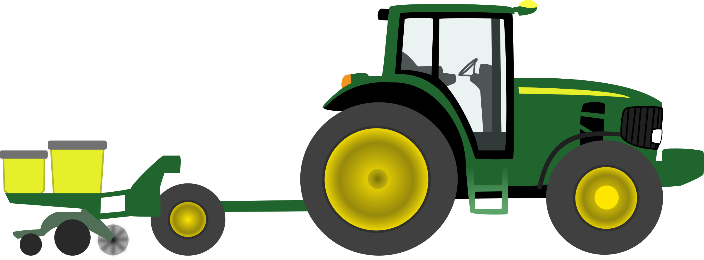 collection of farm. Wagon clipart tractor