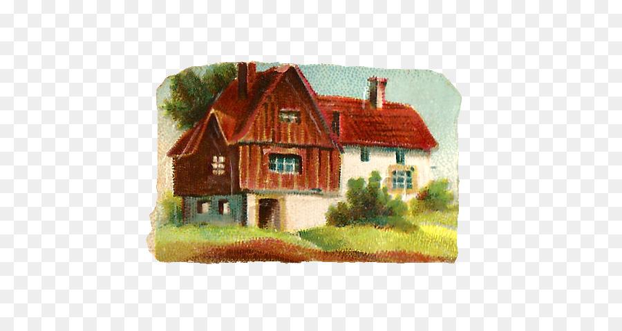 Cottage house clip art. Farmhouse clipart victorian home