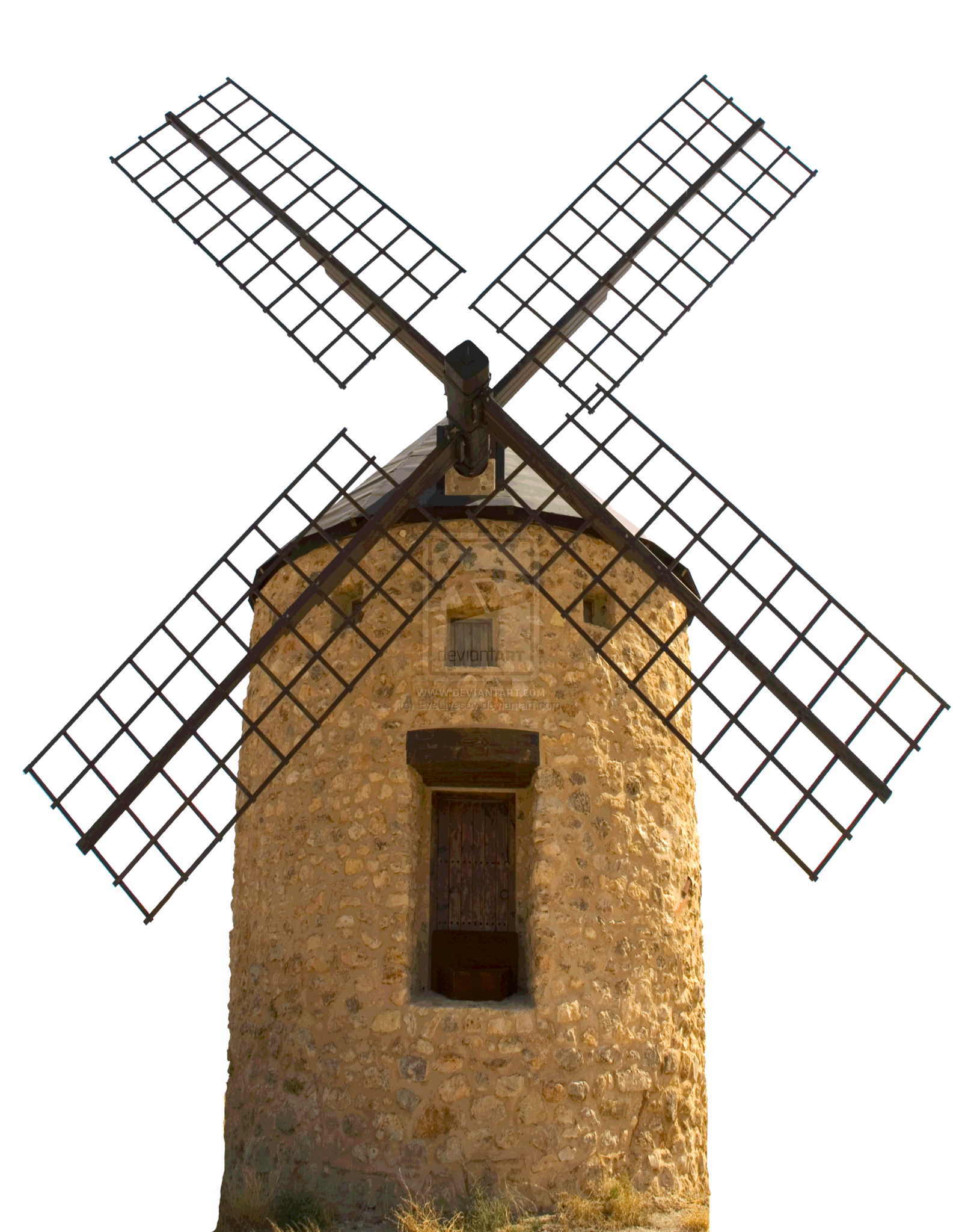 Farmhouse clipart windmill. Png by evelivesey deviantart