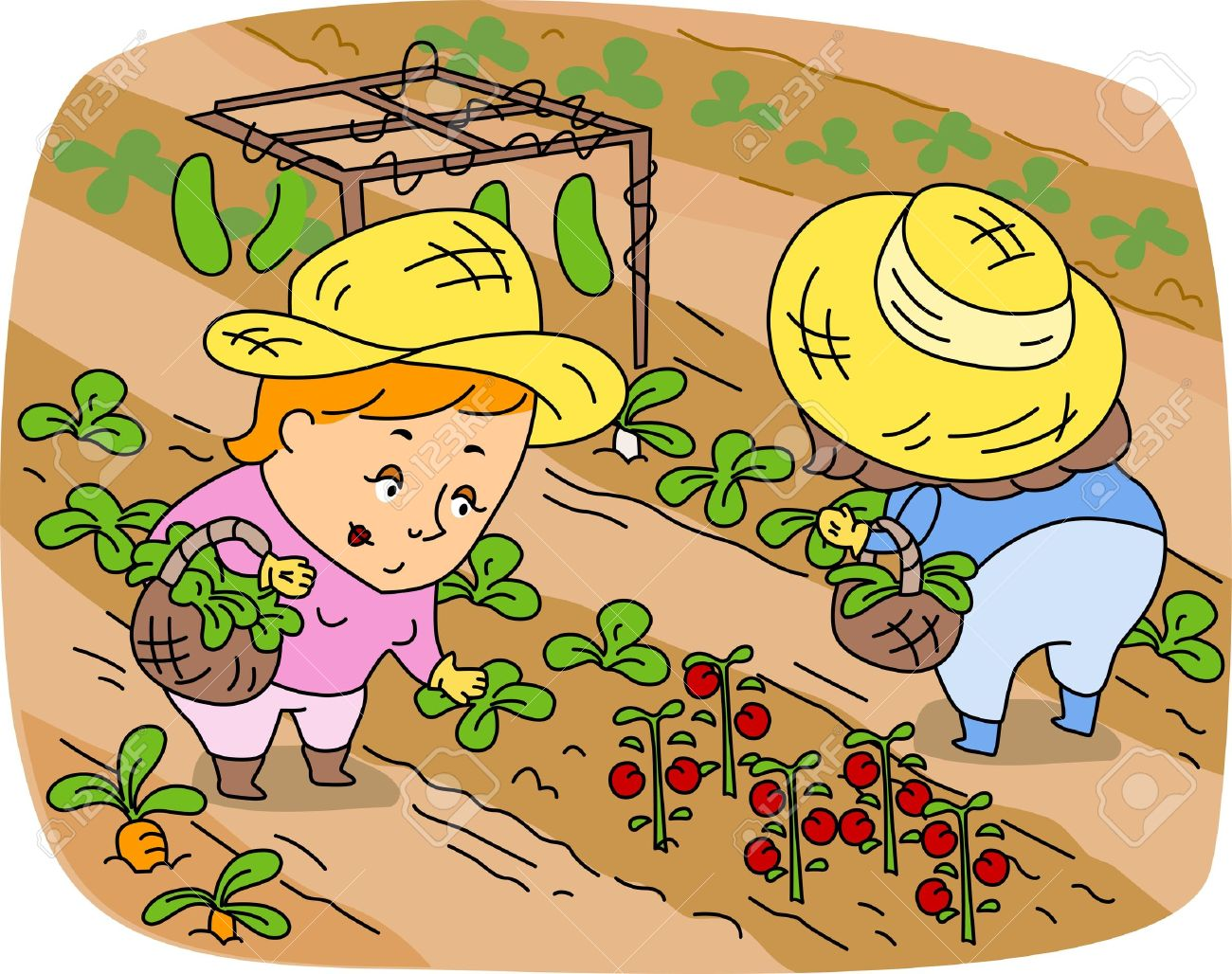 Agriculture clipart agricultural. Free farming cliparts download