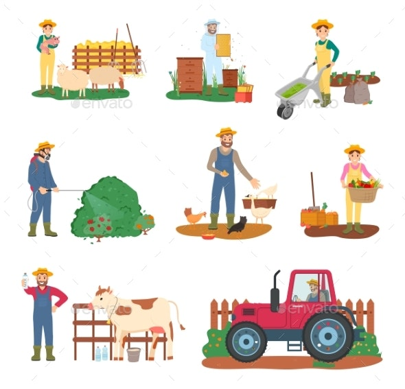 Farming clipart agricultural activity. Activities of farmers and