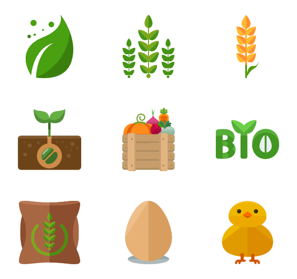 Agriculture icon shared by. Farming clipart agro based industry