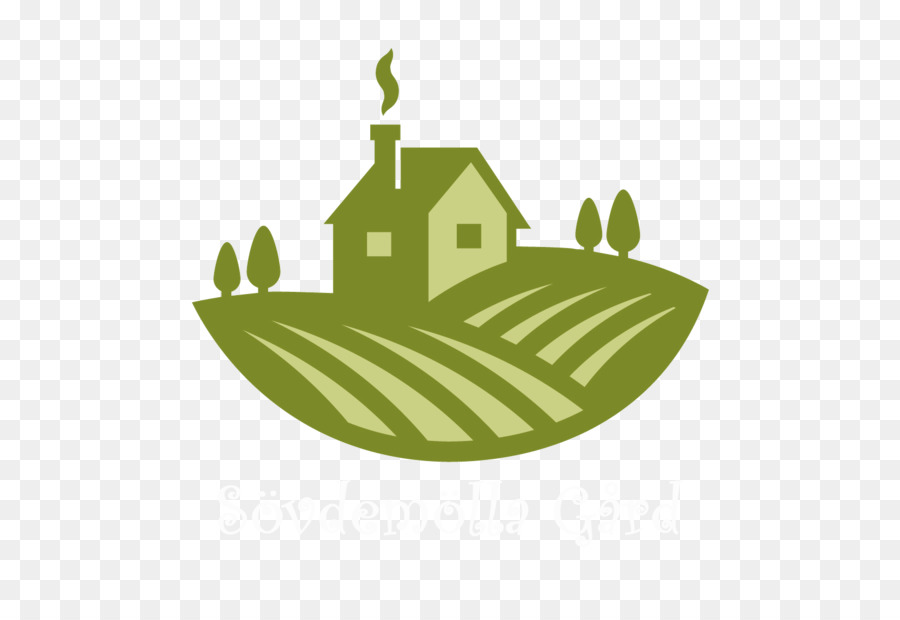 Green leaf logo png. Farming clipart arable land
