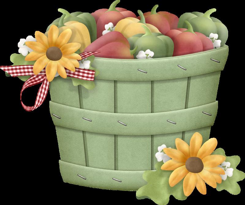Farming clipart garden. Basket png clip art