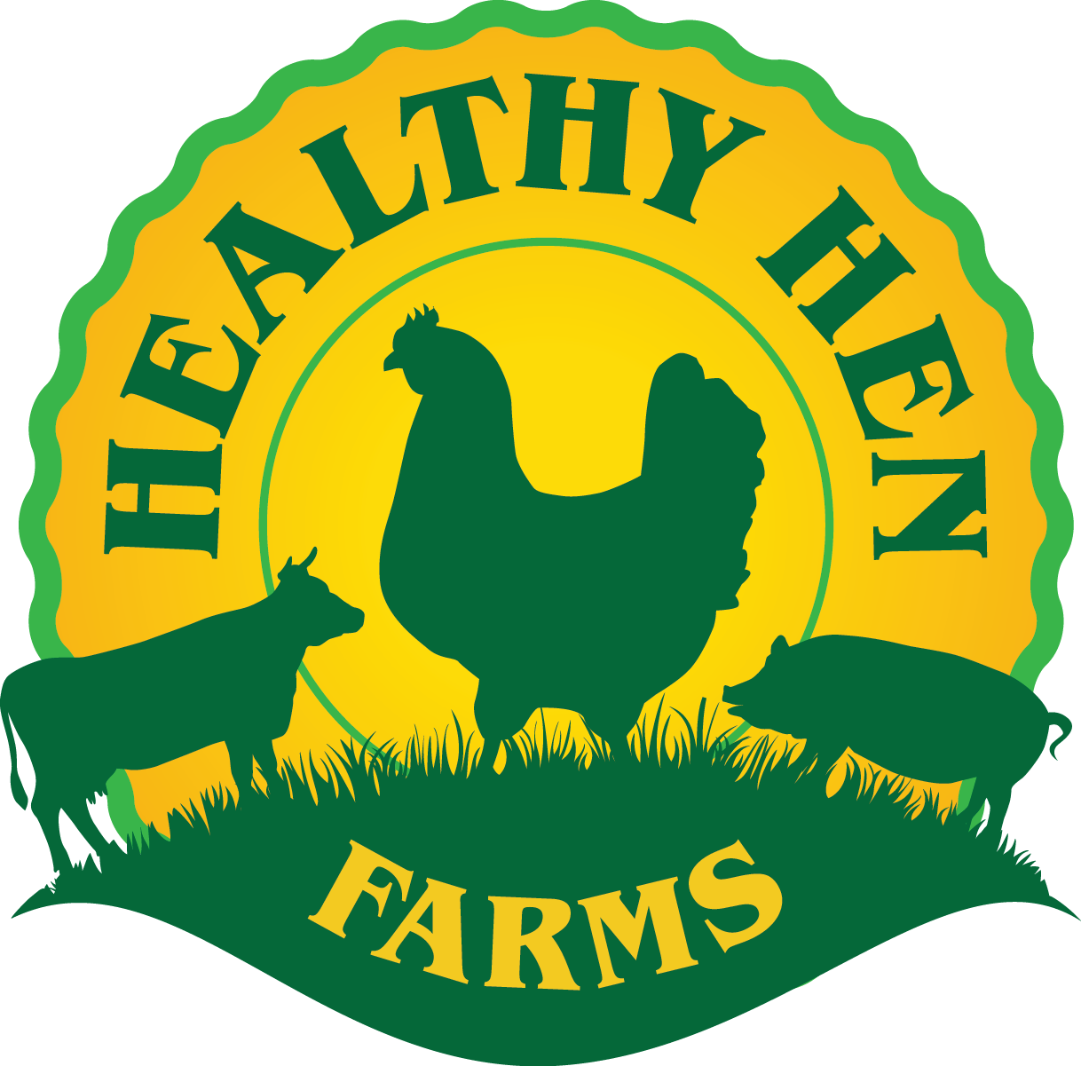 Farming clipart hen farm. Healthy farms