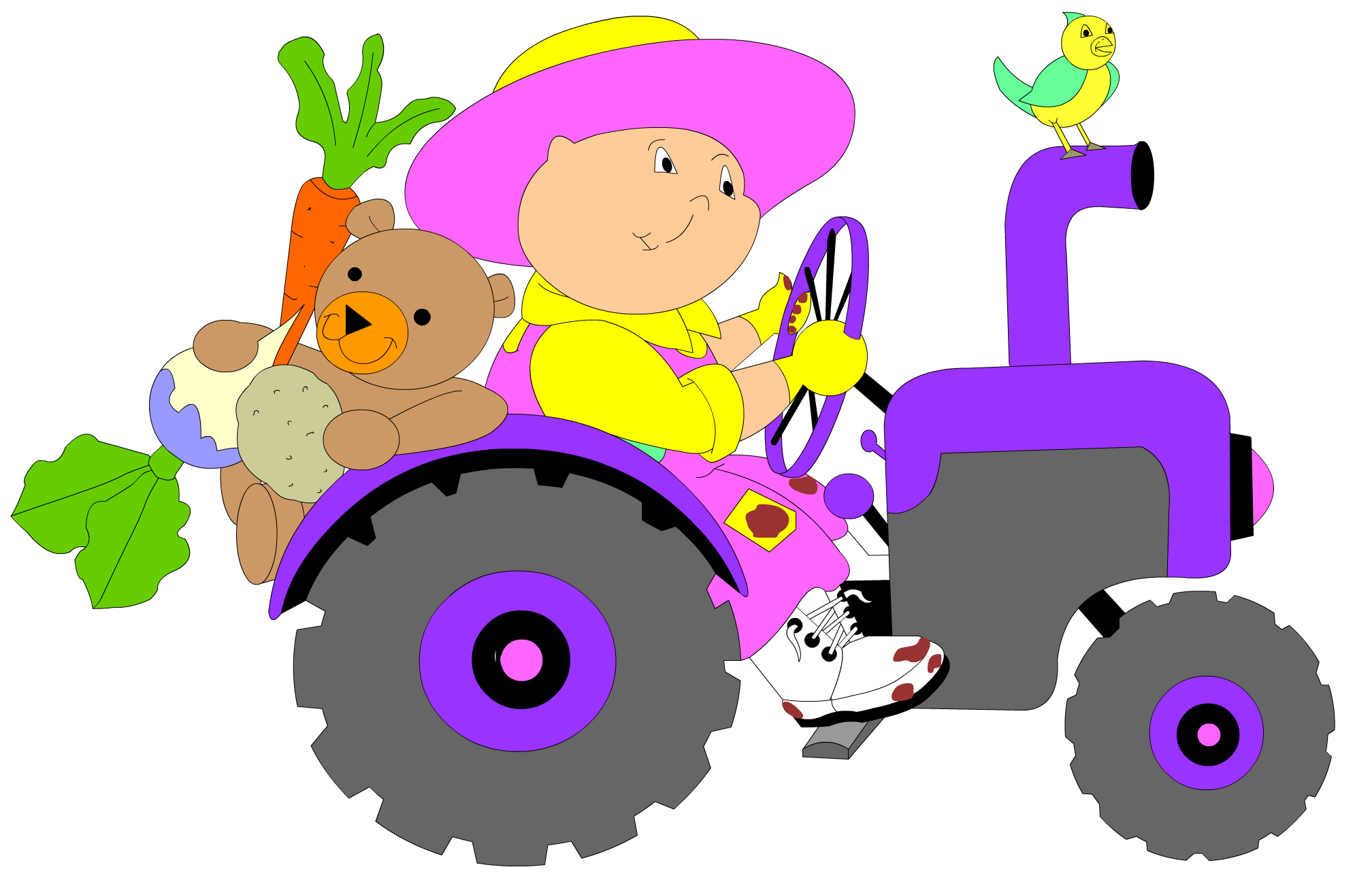 Baby onesies custom gardener. Gardening clipart children's