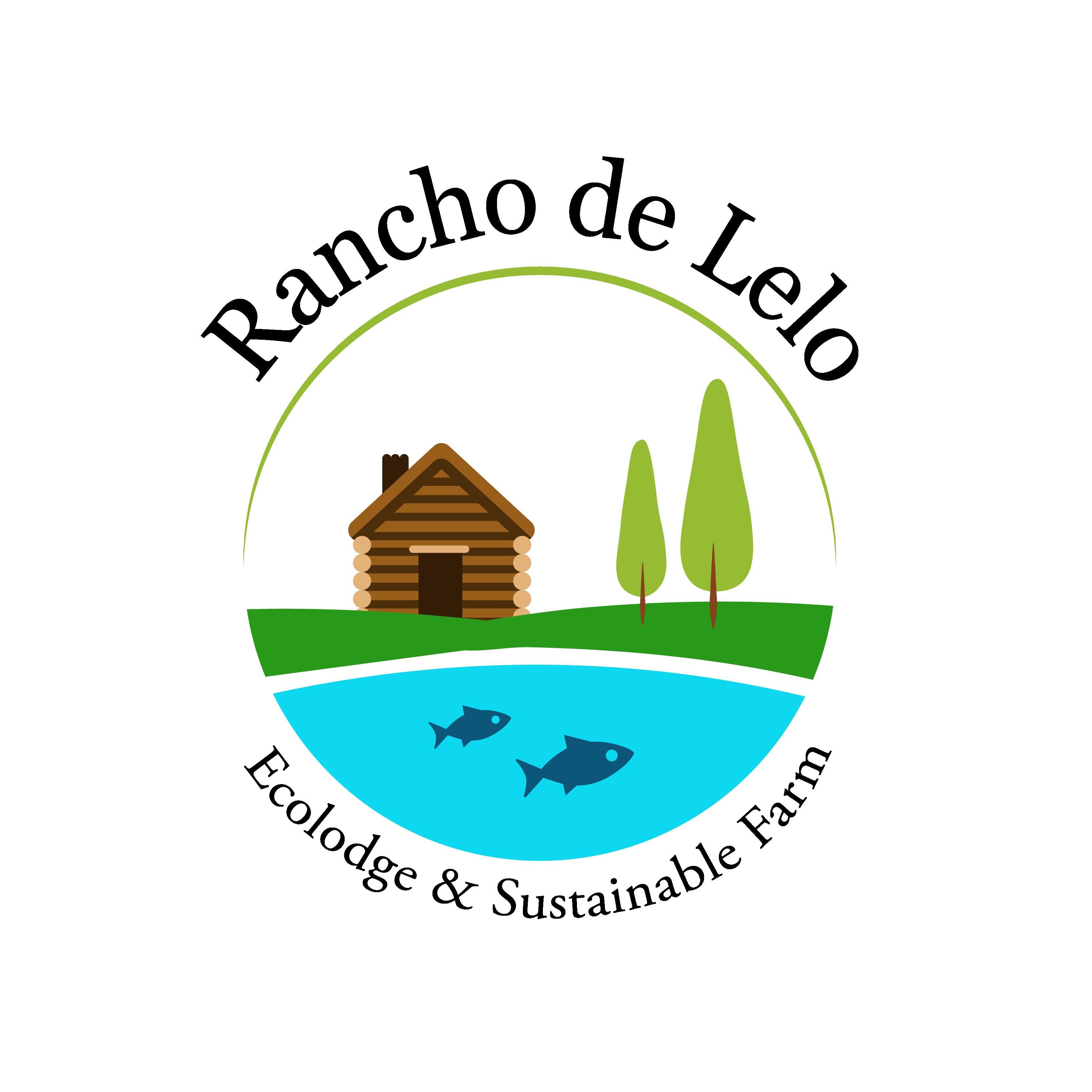 Farming clipart rancho. De lelo ecolodge sustainable