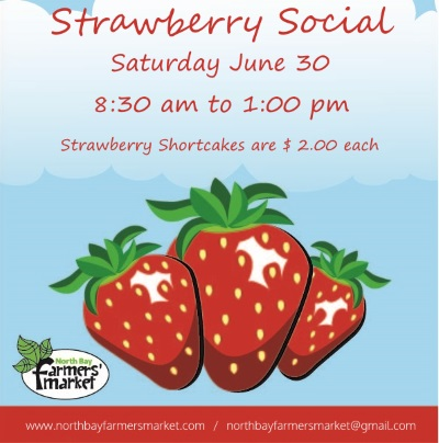 Farming clipart strawberry farm. Social north bay farmers