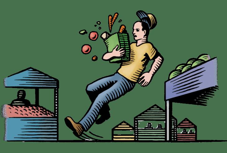 Farming clipart vegetable farm. Farmers market legal toolkit
