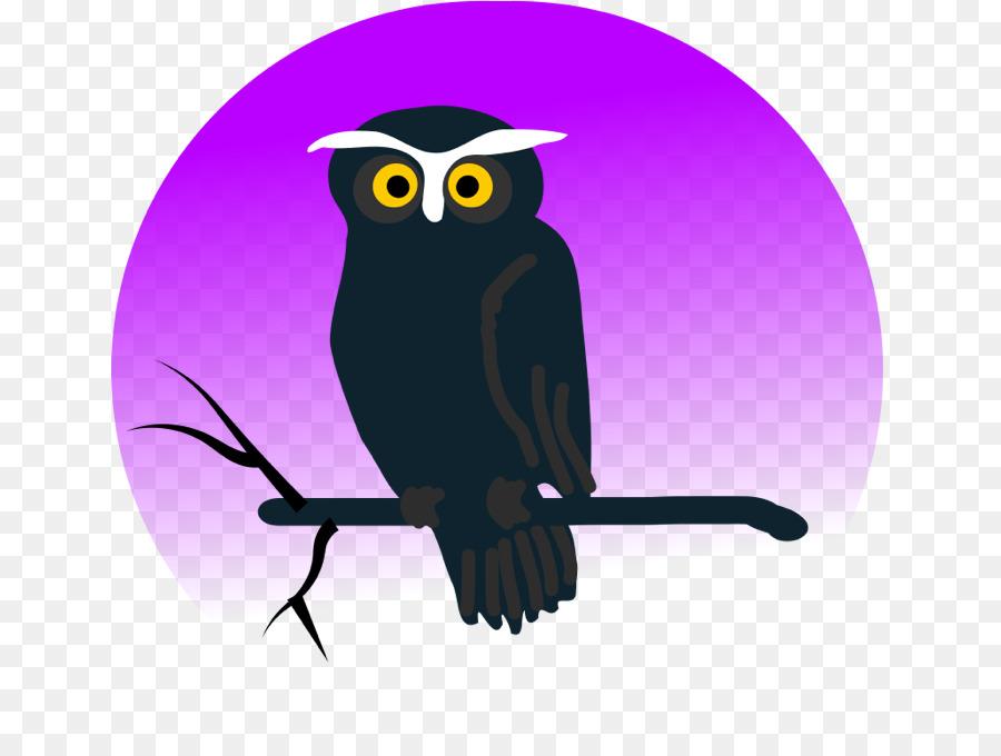 Owl cartoon purple transparent. Fart clipart bird