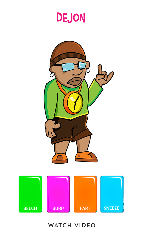 Fart clipart colored. Burp belch and landingpagelayoutpng