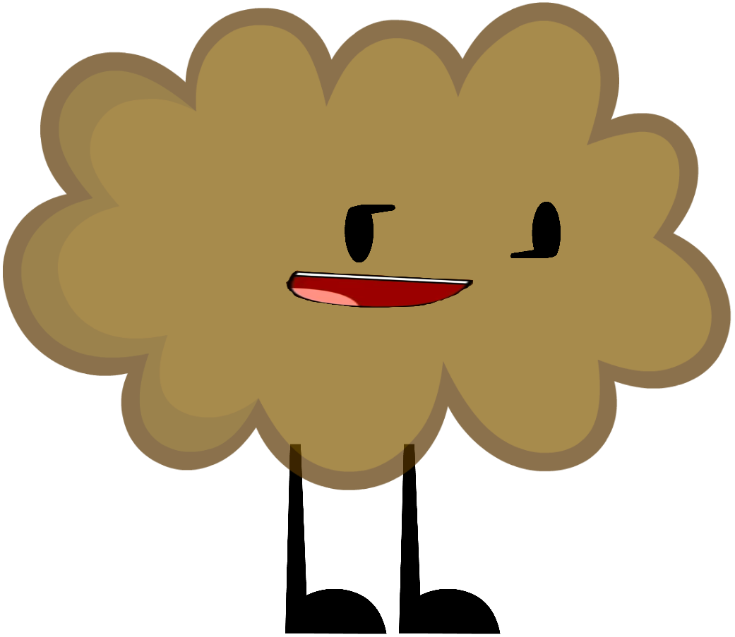Fart clipart colored. Image object terror png