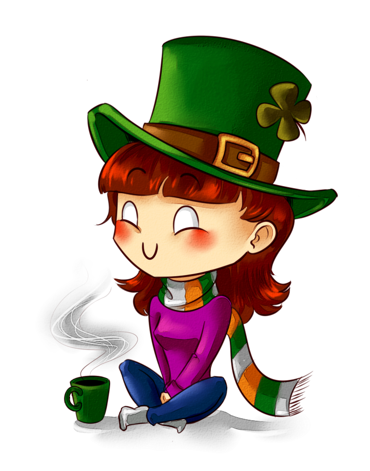 Fart clipart leprechaun. Curiouscucumber s journal deviantart