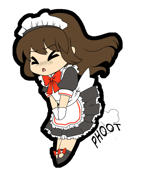 Fart clipart marine. Meido by glance reviver
