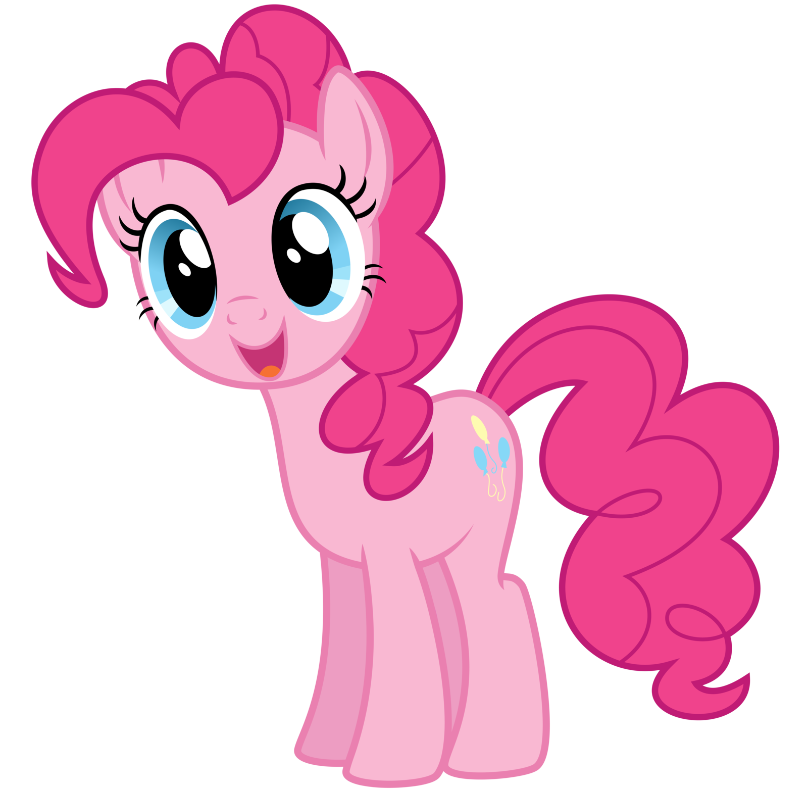 Fart clipart pinkie pie. Image fanmade happy by