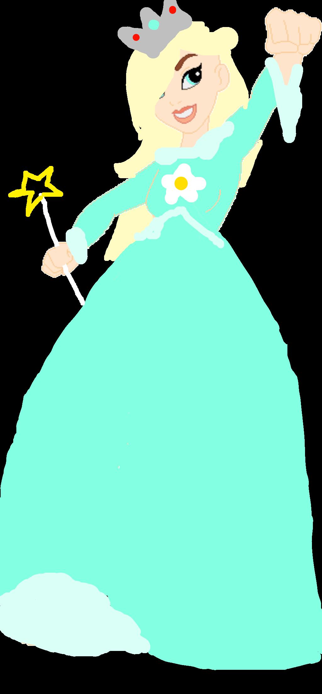 superheroes clipart princess