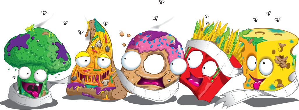 Image grossery gang png. Fart clipart sticky