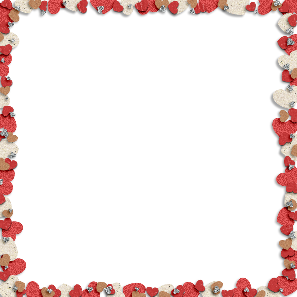 Heart by hggraphicdesigns on. Fashion clipart border