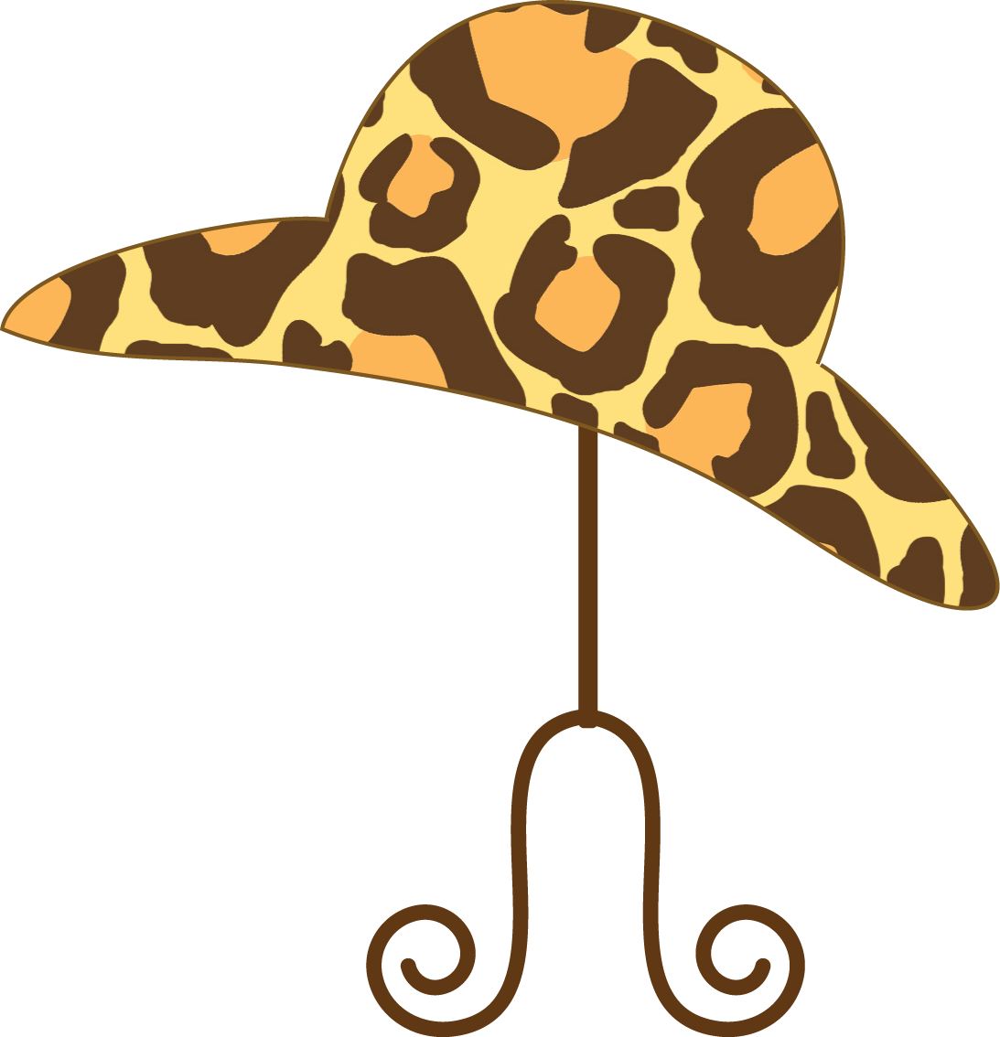Fashion clipart boutique. Leopard oh my fiesta