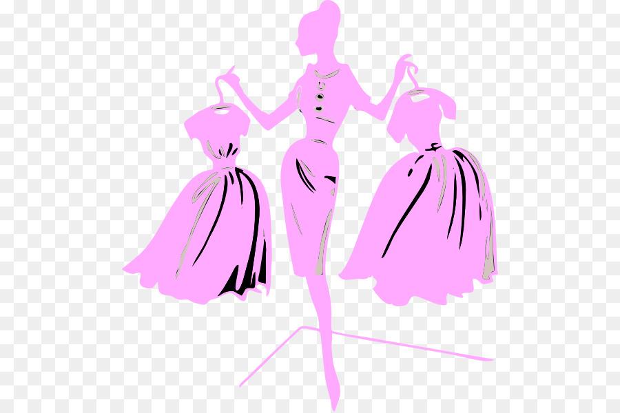 Design background transparent . Fashion clipart clip art