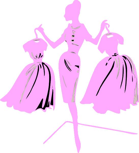 Fashion clipart costume designer. St anne s society