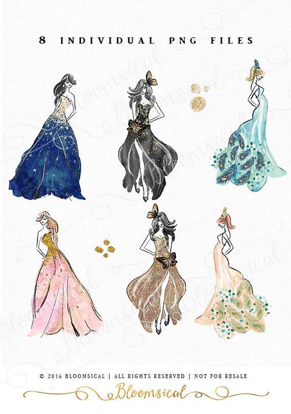 Fashion clipart costume designer. Girls clip art hand